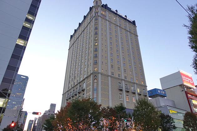 モントレ 仙台 ホテル
